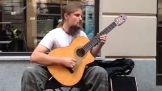 Amazing guitarist !!! from Poland(in Katowice) Mariusz Goli - YouTube