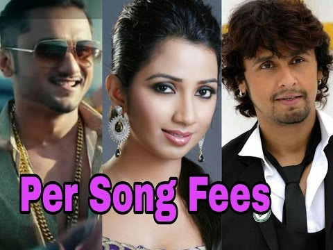 Per Song Fees Of Top Bollywood Playback Singers | Sonu Nigam | Arijit Singh | Honey Singh | Atif |