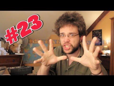 cut - Épisode #23 de WHAT THE CUT ?! par Antoine Daniel. Review de vidéos du net. Aujourd'hui : le nouveau grand seigneur des internets, une chanson qui fait pleur...