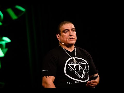 The power of forgiveness - Sammy Rangel - TEDxDanubia