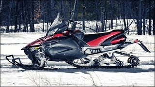 10. Yamaha Apex with Bender Exhaust doing high speed GPS run....HD