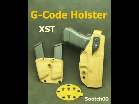 G-Code XST Tactical Holster