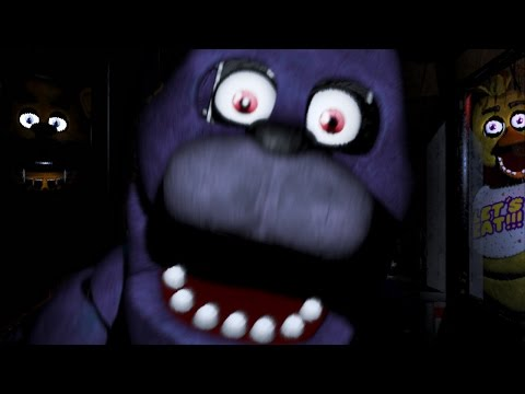 WARNING: SCARIEST GAME IN YEARS | Five Nights at Freddy's – Part 1