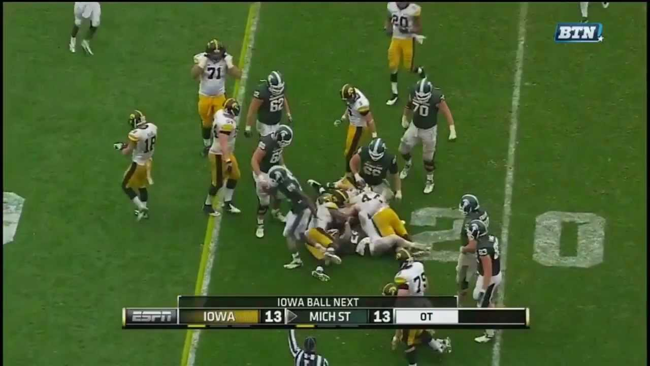 Le'Veon Bell vs Iowa (2012)