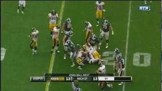 Le'Veon Bell vs Iowa (