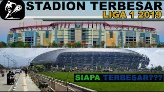 Download Video Selalu Full.!!! 5 Stadion Terbesar Indonesia Di Liga 1 2019 - Stadion Siapa Terbesar? MP3 3GP MP4