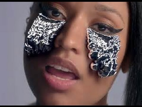 Nicki Minaj- Pills N Potion OFFICIAL Music Video Inspired Look