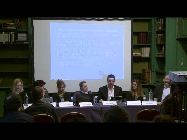 CPDP 2015: Assessing the Societal Impact of Automated Border Control Gates