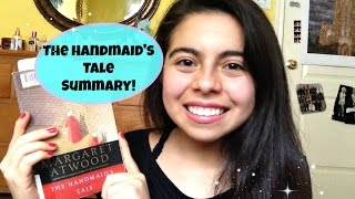 The Handmaid's Tale - Summary/Review | Sarah Michelle