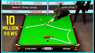 Video Legendary Speed of Ronnie O'Sullivan ᴴᴰ MP3, 3GP, MP4, WEBM, AVI, FLV Mei 2019