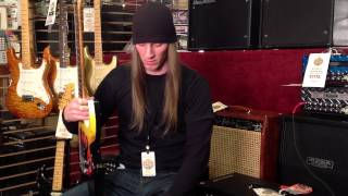 Venting Machine guitarist, SMI instructor, and Showcase Music Magazine contributor Jeremy Epp demonstrates the features of the Digitech Whammy 5th Gen.