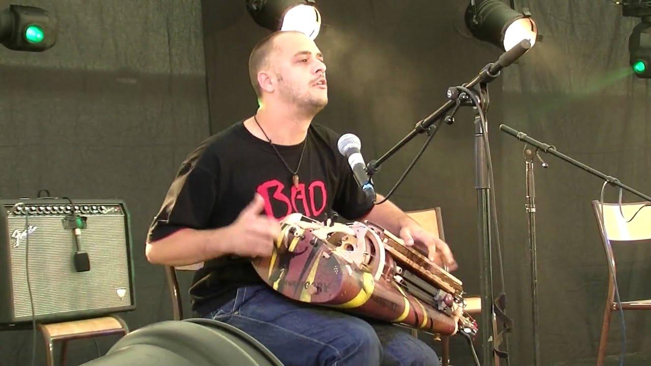 Grégory Jolivet - Scottish Urbaine - concert Alt'o solo