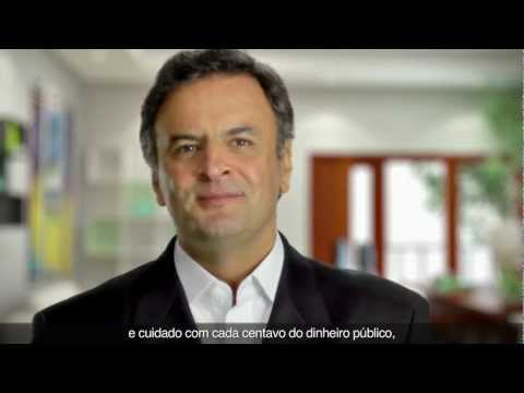 Senador Aécio Neves: Inserções PSDB 2012 – Vídeo 2