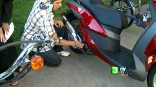 Expert Offers Scooter Maintenance Tips