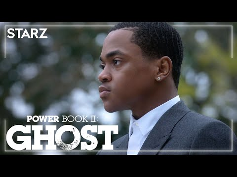 'Tariq's Eulogy' Ep. 2 Clip | Power Book II: Ghost | STARZ