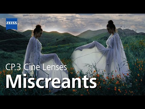 Miscreants - ZEISS Compact Prime CP.3 Lenses