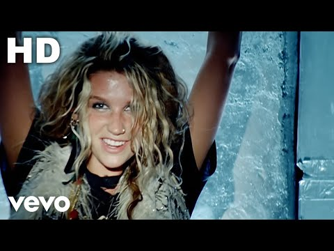 Ke$ha: TiK ToK (official music video @ VEVO)