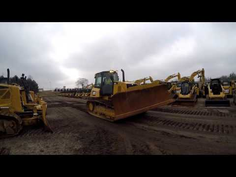 CATERPILLAR TRACTORES DE CADENAS D6K2LGP equipment video iP8w3tHsDWk