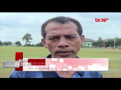 Sport News - PELATIH BARU PERSEMA _YUSUF EKODONO GELAR LATIHAN PERDANA