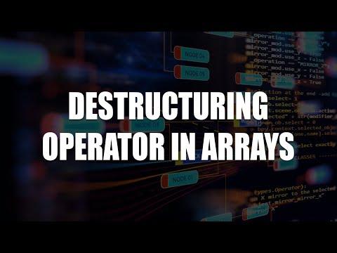 Learn Destructuring In JavaScript | Part 6 | Eduonix