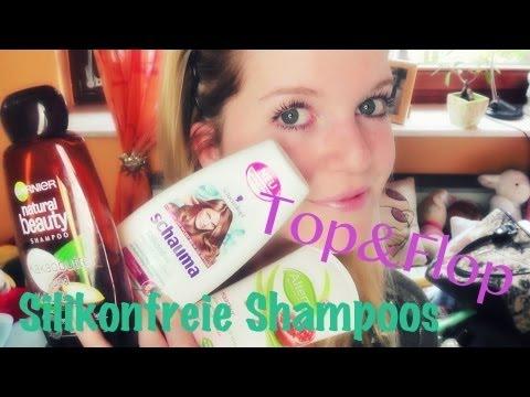 [TOP & FLOP] Silikonfreie Shampoos