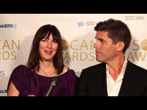 Blain Morris - 2014 SOCAN Awards - Domestic Animated TV Series Music Award 2012