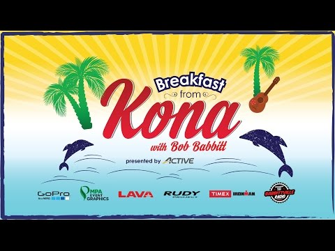 Kona - Join us on Sunday, October 12th for a special post-race Championship Edition of Breakfast from Kona. We have a jam-packed show starting at 8:00 am HST with all the top finishers. If you missed...