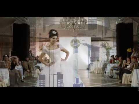 Видео Oksana Mukha wedding collection 2013