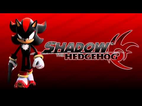 Gylphic Canyon - Shadow the Hedgehog [OST]