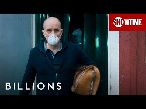 'Forget It Bill, It's Chickentown' Ep. 3 Official Clip | Billions | Season 4