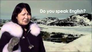 Can you speak Inuktitut? Watch this short video and learn some new vocabulary words!