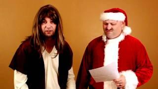 Santa vs Jesus