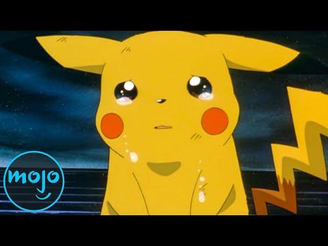 Top 10 Disturbing Pokémon Moments