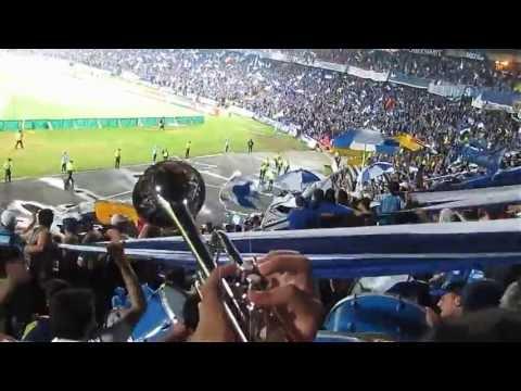 Fiesta De La Blue Rain // MILLOS vs corinthians - Blue Rain - Millonarios
