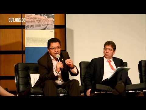 El dialogo social en Colombia apropósito del día mundial del Trabajo Decente