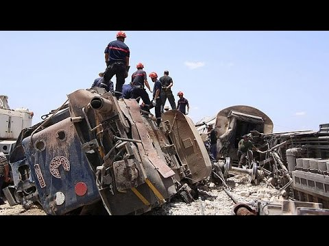 Τυνησία: Πολύνεκρη σύγκρουση τρένου με φορτηγό