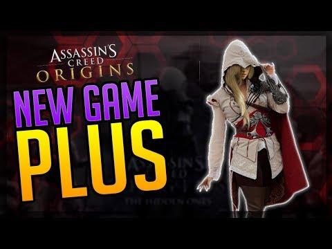 📌 NEW GAME PLUS in Assassin's Creed Origins - Neues Spiel in AC Origins - Tipps deutsch