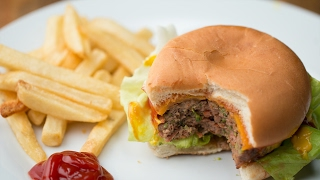 Hidden Veggie Burgers by Tasty