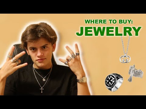 WHERE TO BUY JEWELRY / ACCESSORIES ! (CHEAP)