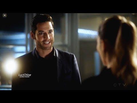 Lucifer 3x03 Chloe Tells a Worried Lucifer to Trust Maze - Guard Confessed Season 3 Episode 3 S03E03