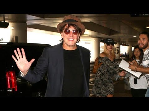 Richie Sambora And Orianthi Meet And Greet LA Fans