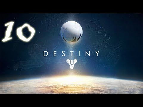 e10 - Destiny is a FPS MMO Game for PS4/XBox that was just released. Pause and I have been looking forward to it and are going to tackle this adventure together. Pause: http://www.youtube.com/PauseUnpause.