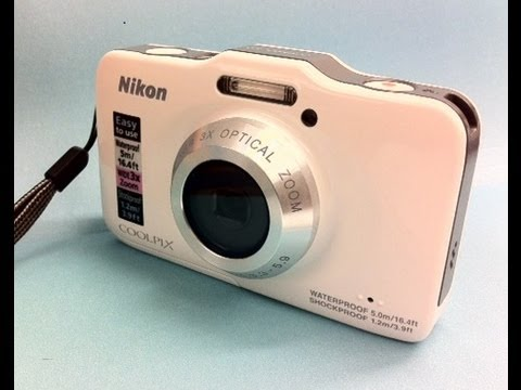 Nikon Coolpix S31 Review and Underwater Camera Test