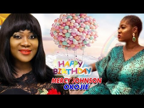 How Mercy Johnson Celebrate Her 34th Birthday on 28th August 2018