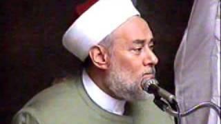 د.علي جمعة يشرح في فقه الصلاة الجزء 3 (التشهد والسلام)