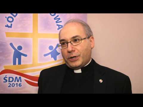 Intervista alla Televisione della Diocesi di Lodz - Polonia