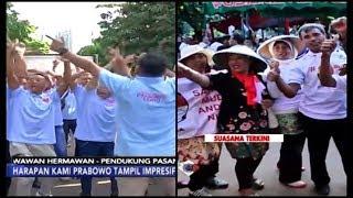 Video Begini Kemeriahan Pendukung Prabowo dan Jokowi Jelang Nobar Debat Capres Kedua - iNews Sore 17/02 MP3, 3GP, MP4, WEBM, AVI, FLV Februari 2019