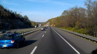 Christiansburg (VA) United States  city photos : Interstate 81 North near Christiansburg, Virginia