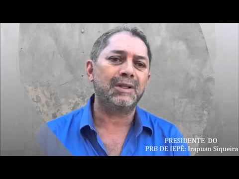 Depoimento Presidente de Iepê