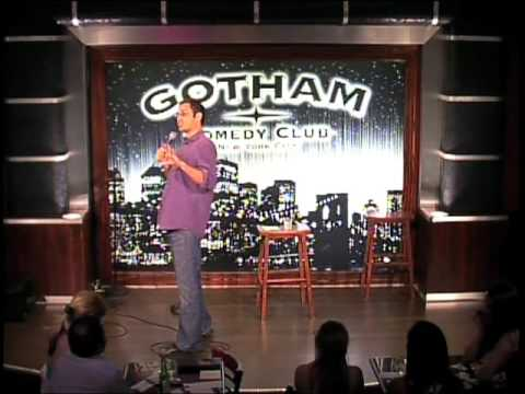 Dave Siegel at Gotham Comedy Club Part 3 of 3